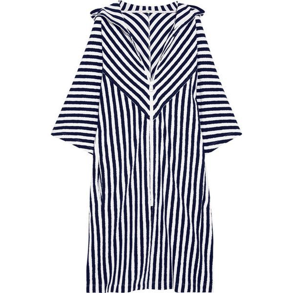 Margot stripe hooded cover-up Araks 100% Original Cheap Price Buy Cheap Genuine Grey Outlet Store Online Cheap Genuine MGvRrkZR