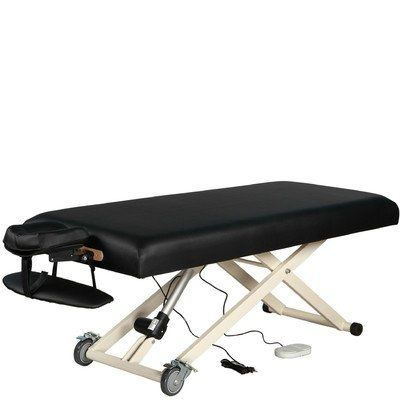 Super Sierra Comfort Electric Lift Massage Table Black Read Beutiful Home Inspiration Truamahrainfo