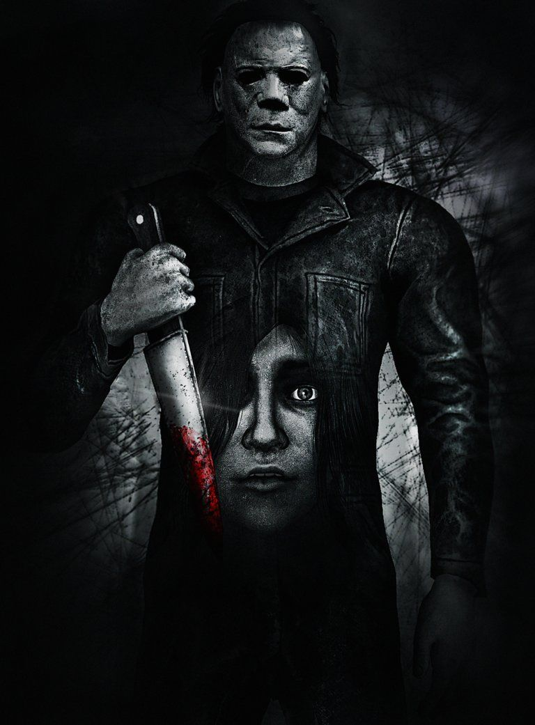michael myers-halloween | michael myers in 2018 | pinterest
