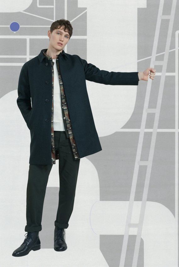 Maison Kitsuné Fall 2017 Menswear