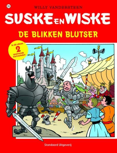 Suske en Wiske. » 290 – De blikken blutser
