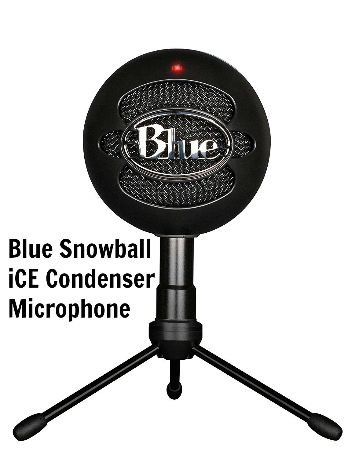 Custom condenser capsule offers crystal clear audio for