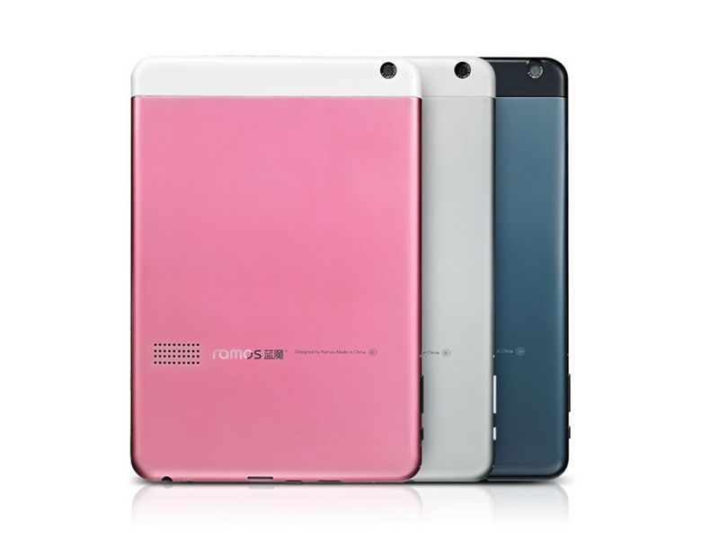 RAMOS X10 MINI Pad Tablet Android 4.1 7.85¨ IPS ATM7029 Quad-Core ...