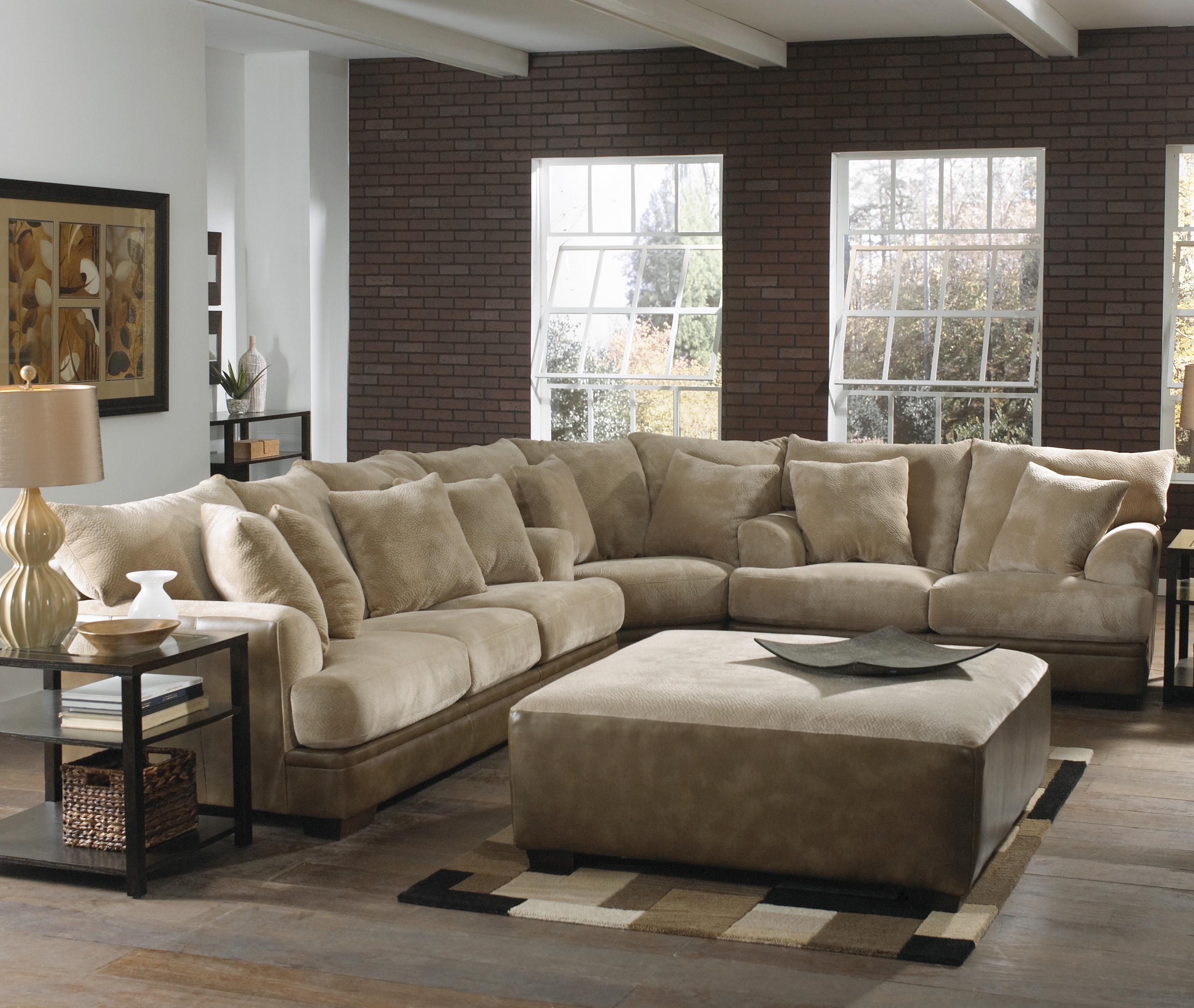 Super Plush Sectional Sofa