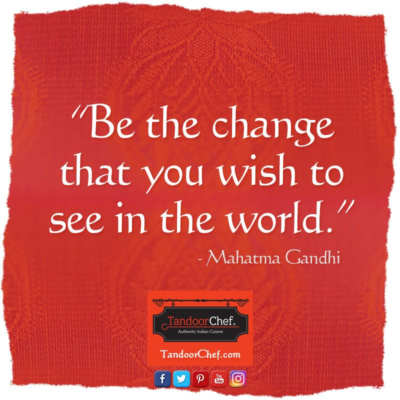 Be inspired by Mahatma Gandhi and download the latest