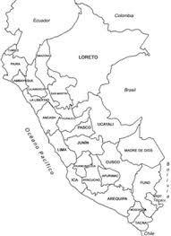 Resultado De Imagen Para Mapa Del Peru Para Colorear Cartography Nature Photography Cesar