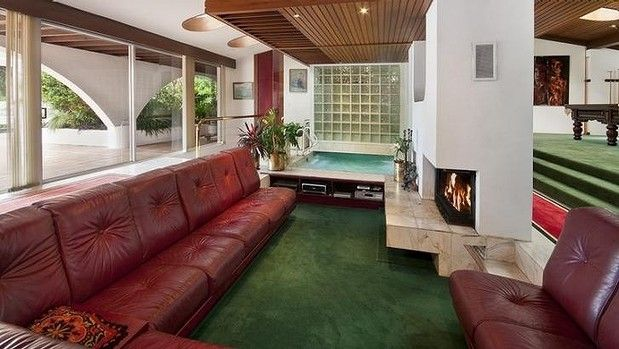 Superb Room · Sunken Living Room 70u0027s ...