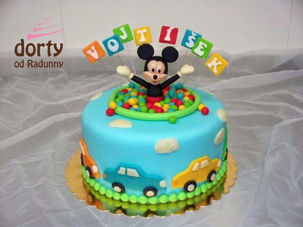 dort k prvním narozeninám pro kluka Dorty od Radunny   Fotoalbum   dorty dětské   Dorty k prvním  dort k prvním narozeninám pro kluka