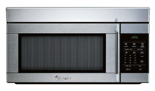 Black Friday 2014 Magic Chef Over The Range 1 6 Cf Microwave Mco165s From Magic Chef Cyber Monday