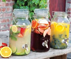 infused water #water #infusedwater #drinks