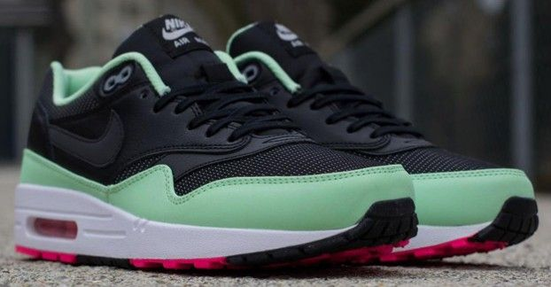air max mint black