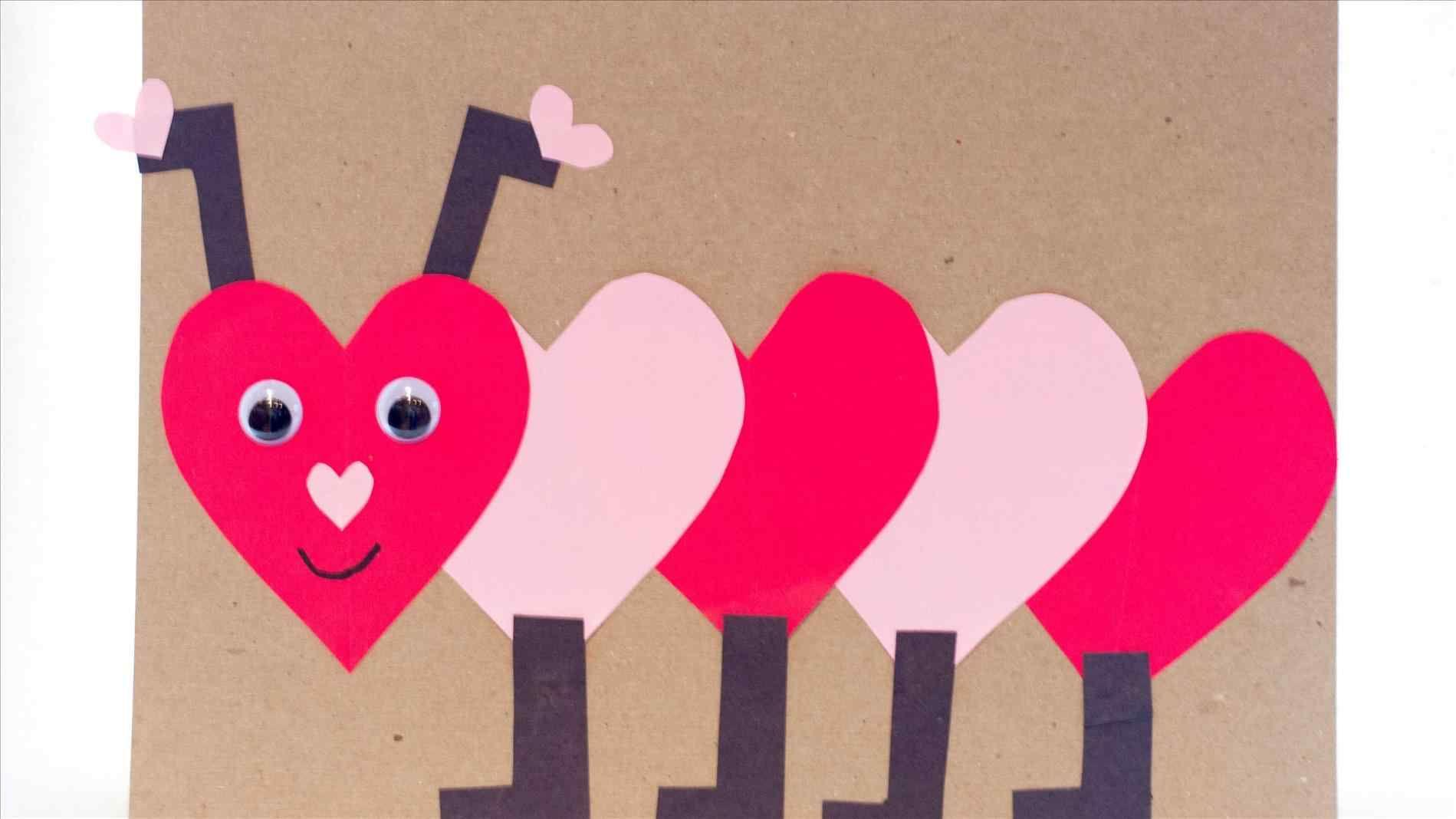 Dog Valentines Day Craft For Kids Crafty Morning Valentine