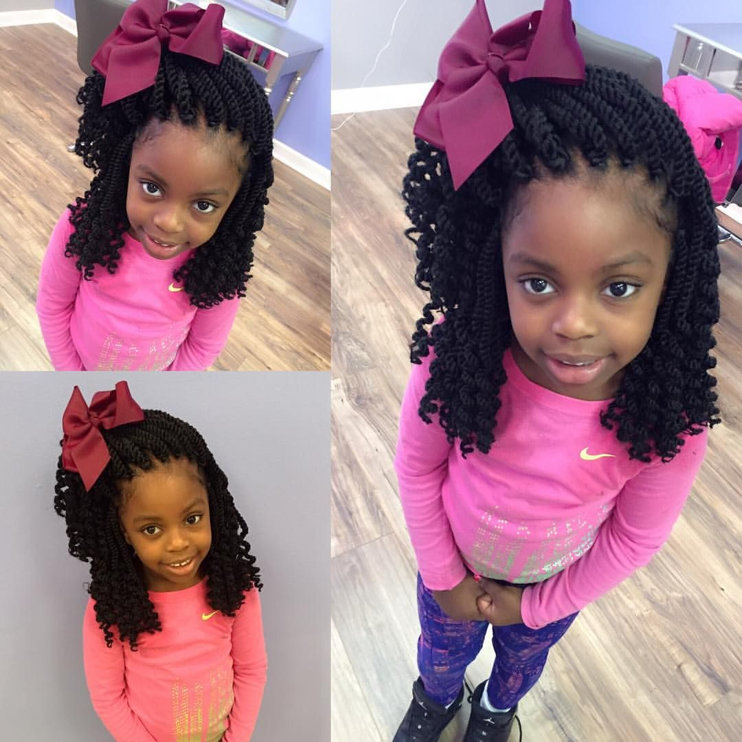 Very Natural Looking Crochet Twist Fast And Convenient Now Booking For December All C Kids Hairstyles Natural Hairstyles For Kids Crochet Braids For Kids