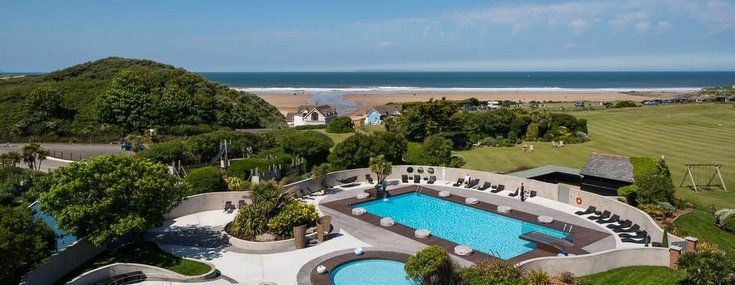 North Devon Hotels With Stunning Sea Views Beautiful Sea Views And