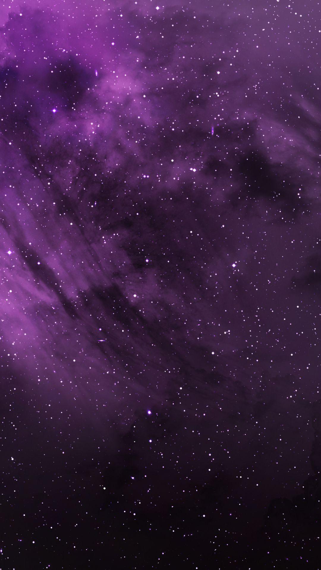 1080x1920 Purple Clouds Cosmos Stars Space Wallpaper Em 2020 Papeis De Parede Papeis De Parede Tumblr Post Its