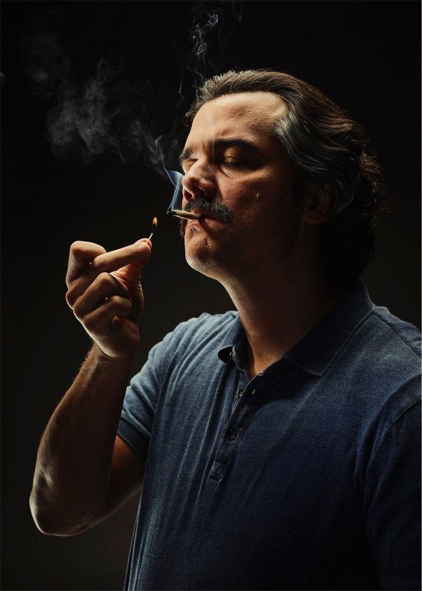 'Pablo Escobar' Poster Print by Keule46 | Displate