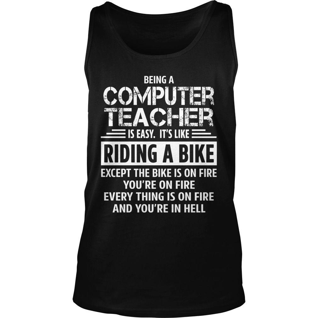 Computer teacher order here https www sunfrog