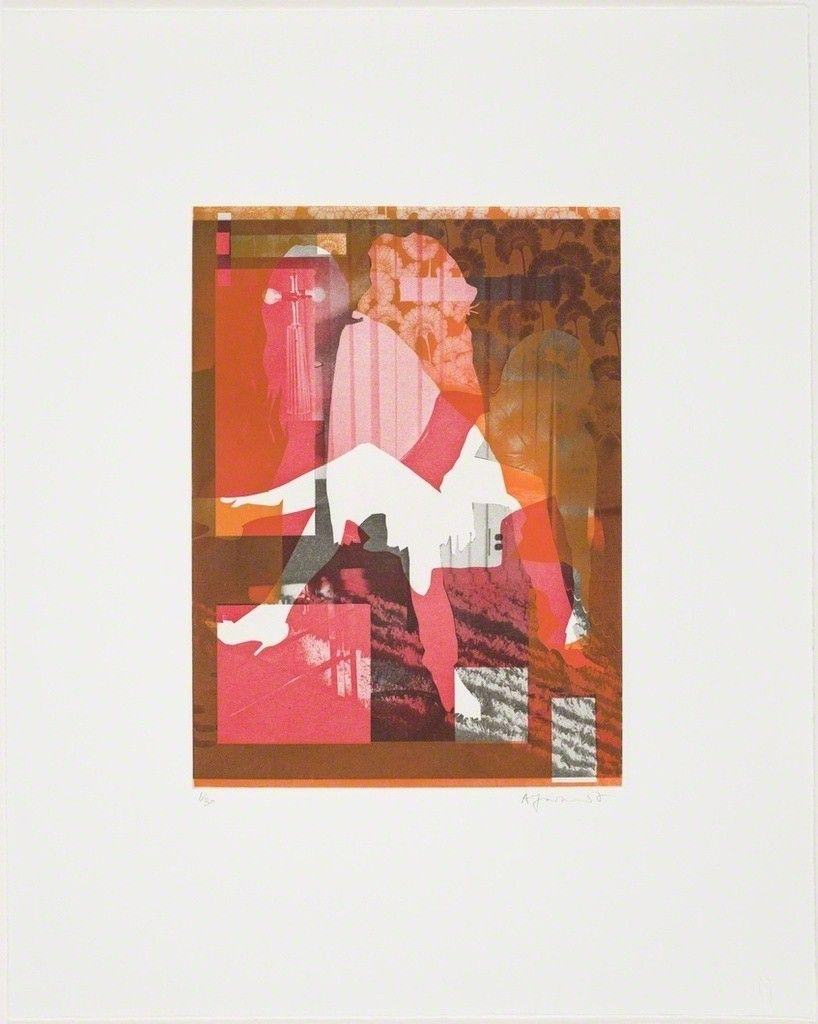 "Angus Fairhurst. 2006. ""Unprinted II""."