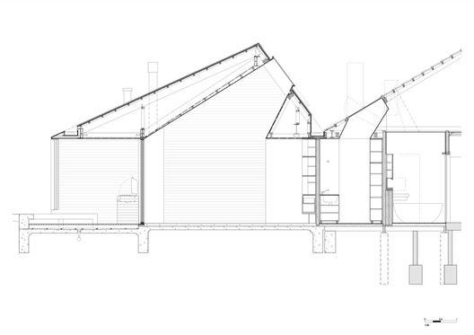Casa Tragaluz Andrew Burges Architects Details
