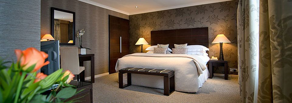 Luxury boutique hotel room amazing ideas 8 on bedroom for Small boutique hotels london