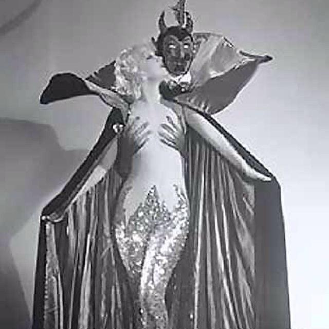 vintage burlesque costume marion martin