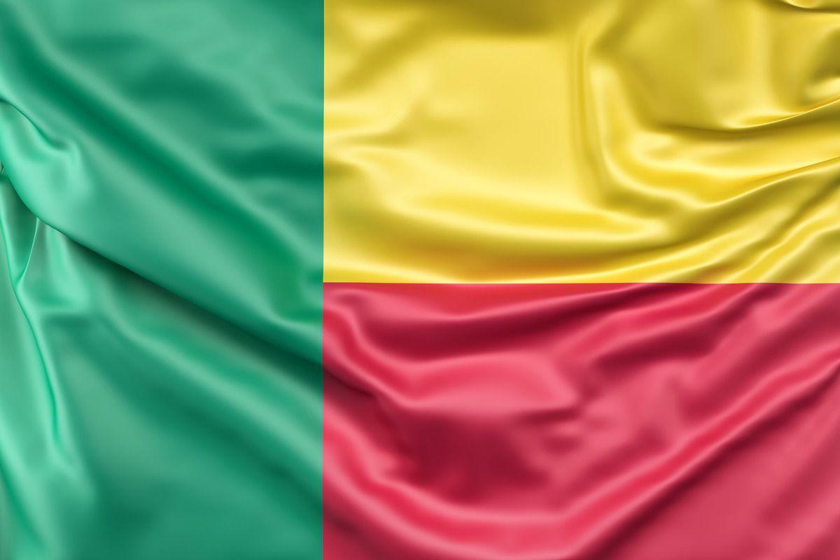 Flag of Benin  Free stock illustration  #benin #africa #flag