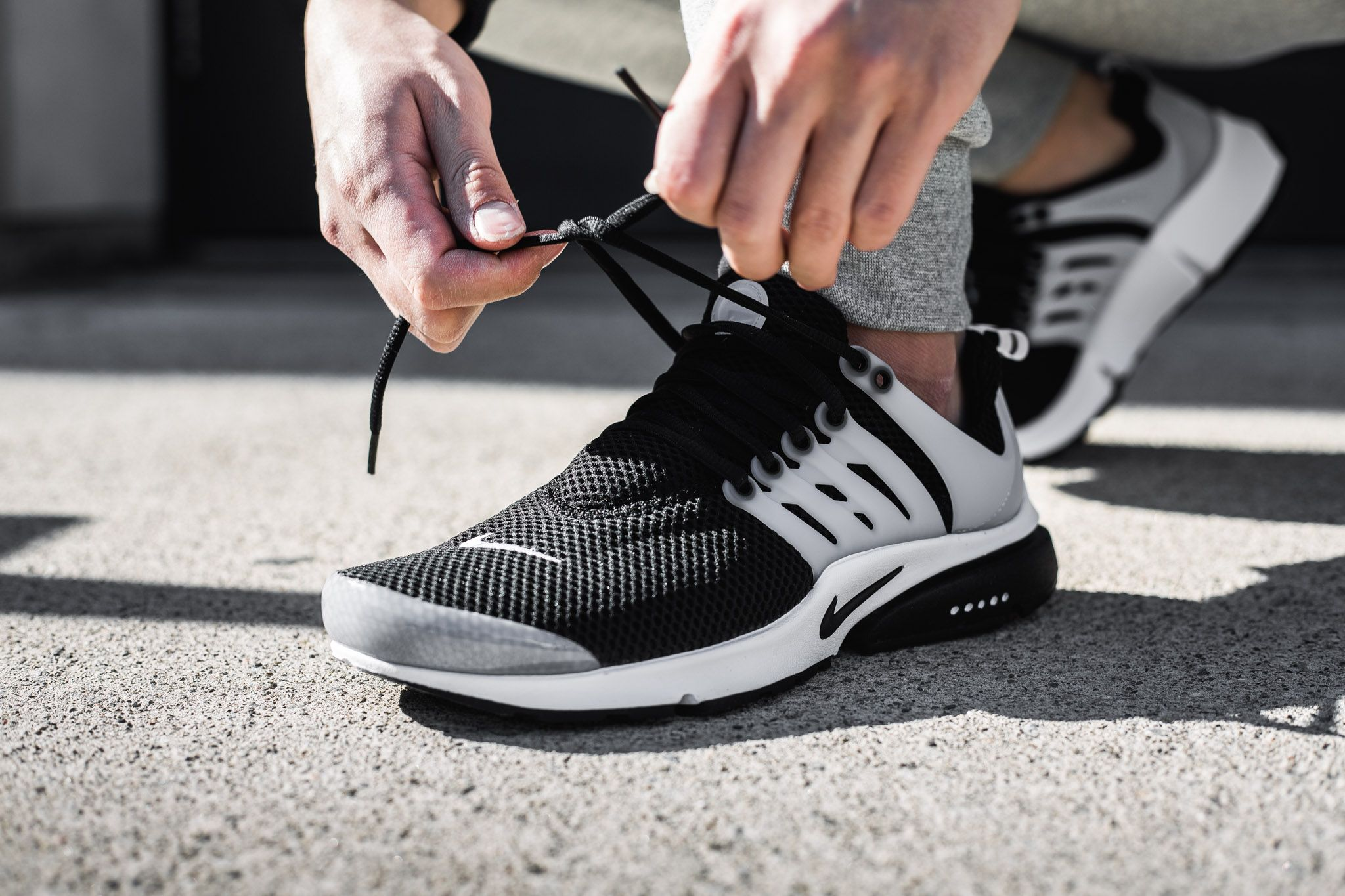 16 years later, the Nike icon has been updated with innovative materials and technological advancements to enhance this classic even further. The Air Presto ...