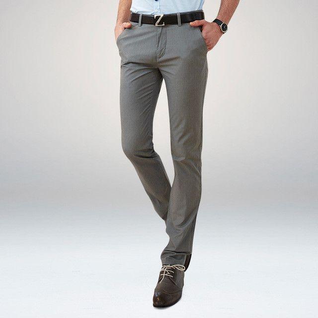 Men's Cotton Chino Trousers
