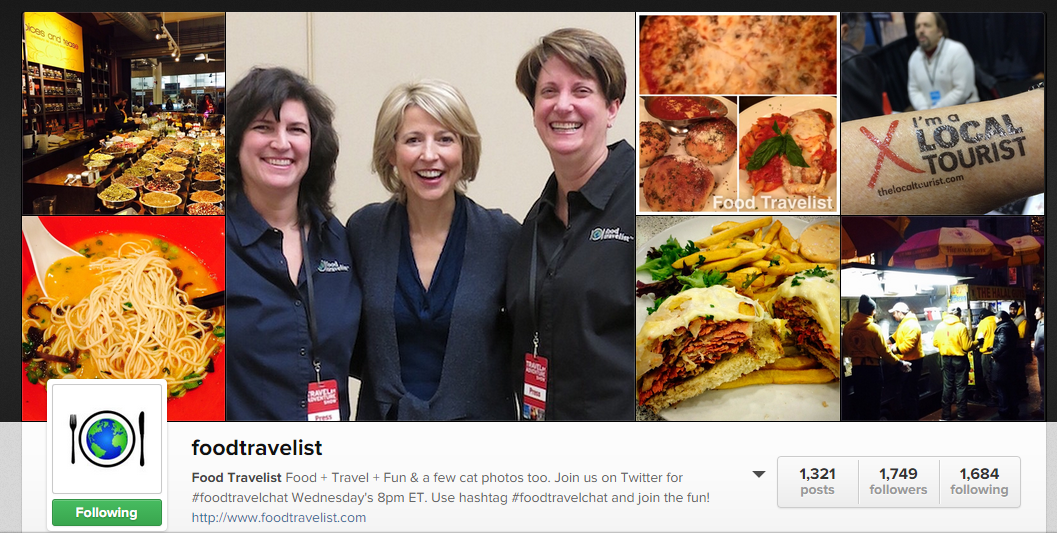 These gals get around - lots of food travel adventures to some of the best eats around the world #favfoodtravelgrams