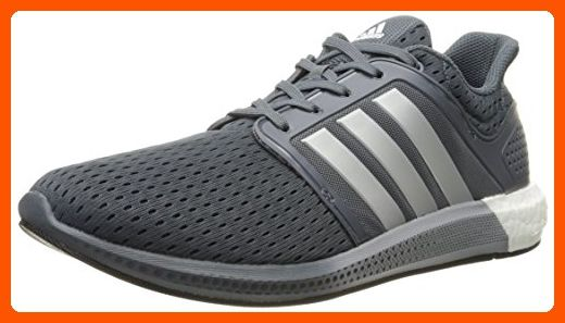 half off 3b16e 0b9df adidas Performance Mens Solar Boost M Running Shoe Onix GreySilverBlack  - 4.5 D(M) US - Mens world (Amazon Partner-Link)