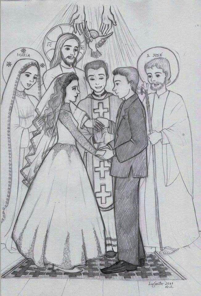 El Plan De Amor Perfecto Em 2020 Com Imagens Casamento Catolico