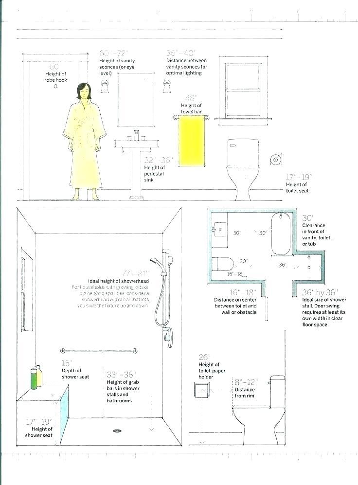 Standard Light Switch Height Height Of Bathroom Mirror Standard