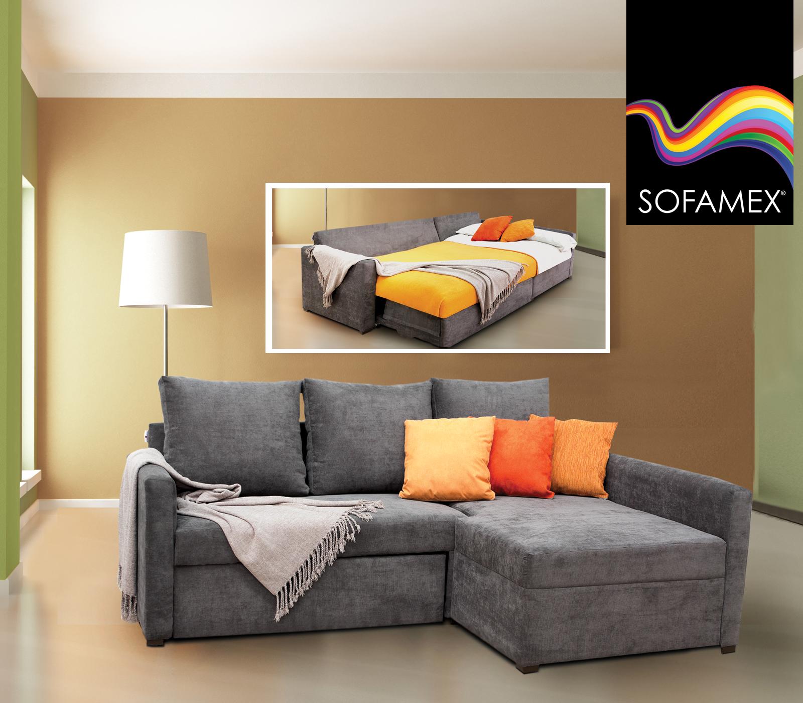 Sala belice practico chaise longue que se convierte en cama matrimonial en segundos tapizada - Chaise longue pequeno ...