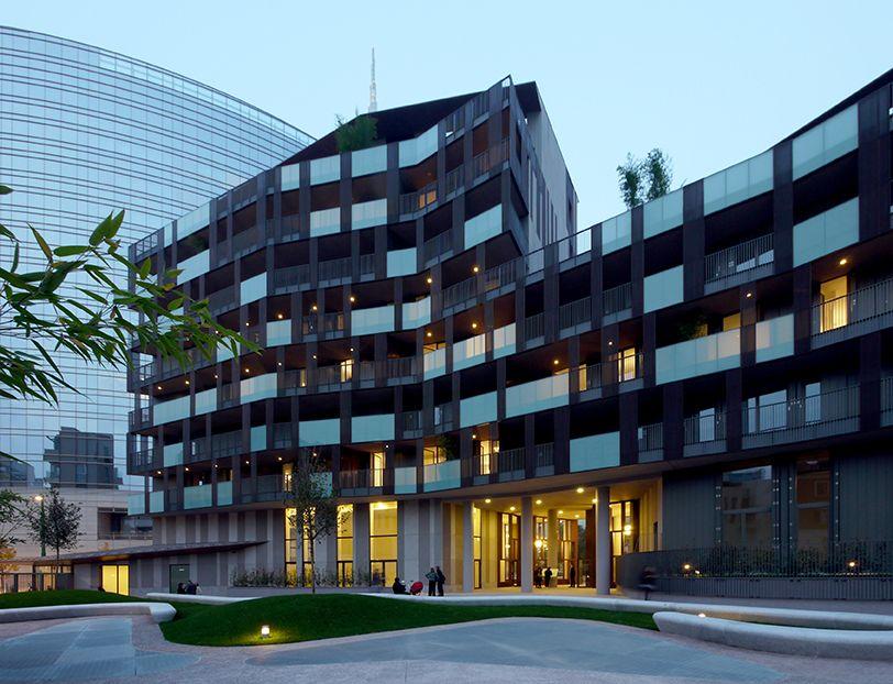 M<3 La Corte Verde di Corso Como | Cino Zucchi Architetti | Milan