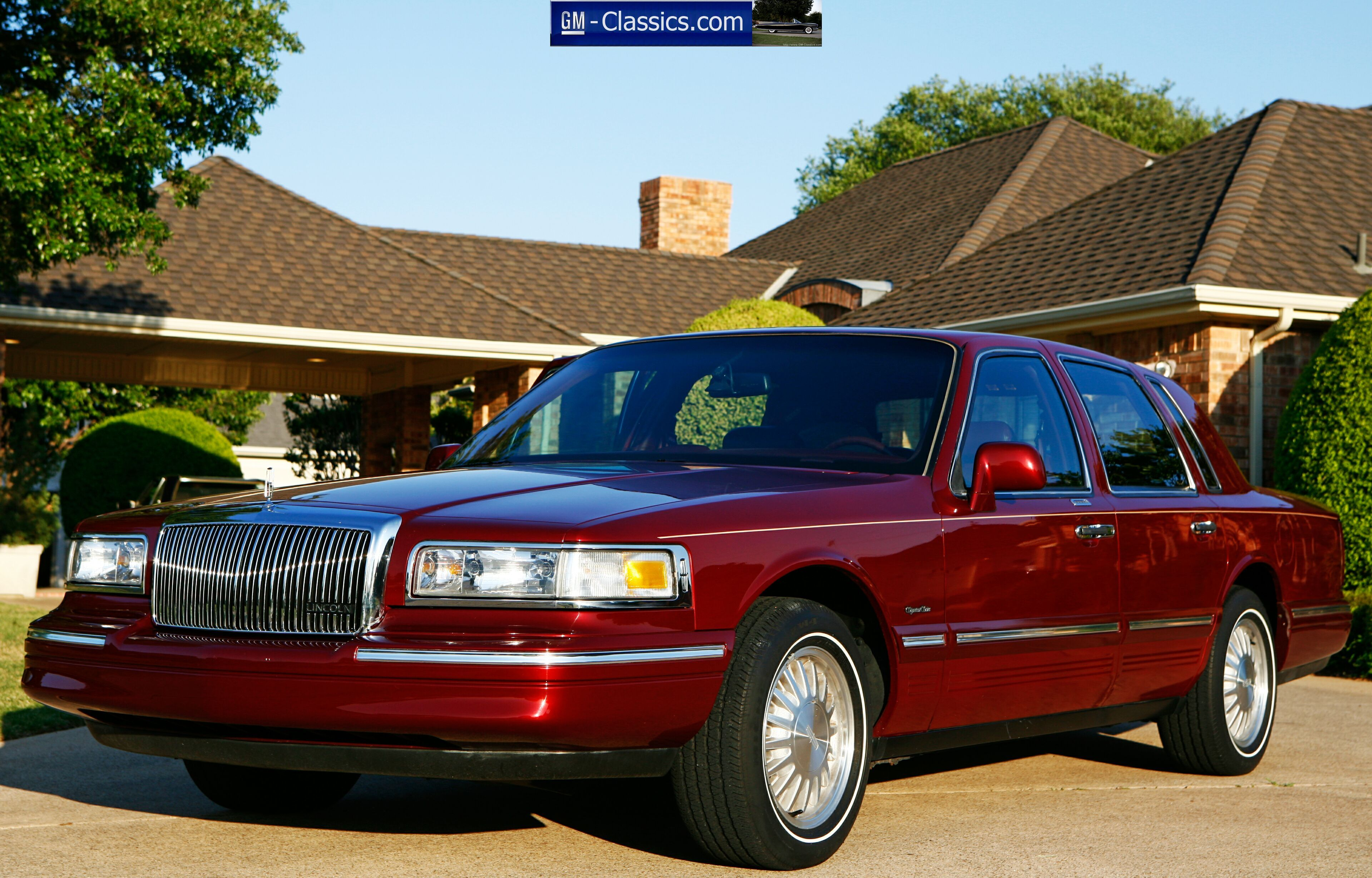 Image Result For 97 Lincoln Town Car