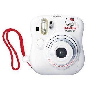 Amazon.co.jp: 富士フイルム instax mini 25 HelloKitty チェキ INS MINI 25 KIT: 家電・カメラ