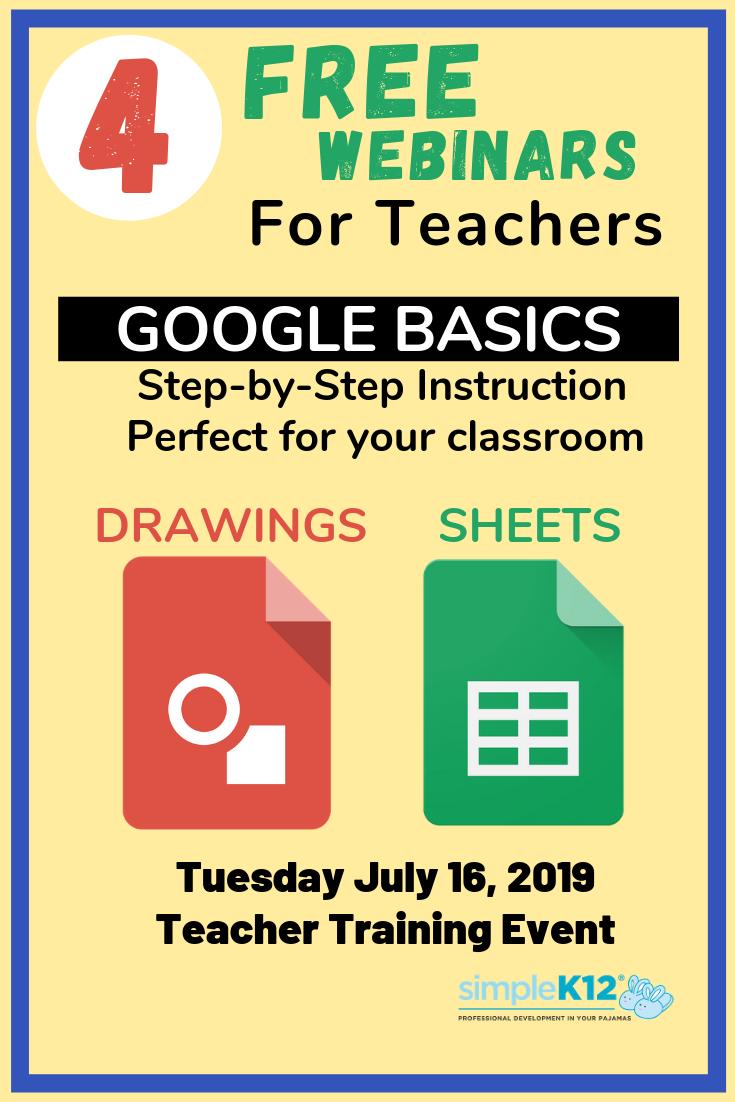 Google Basics Training For Teachers Educational Technology Teaching Educational Technology College Education Quotes