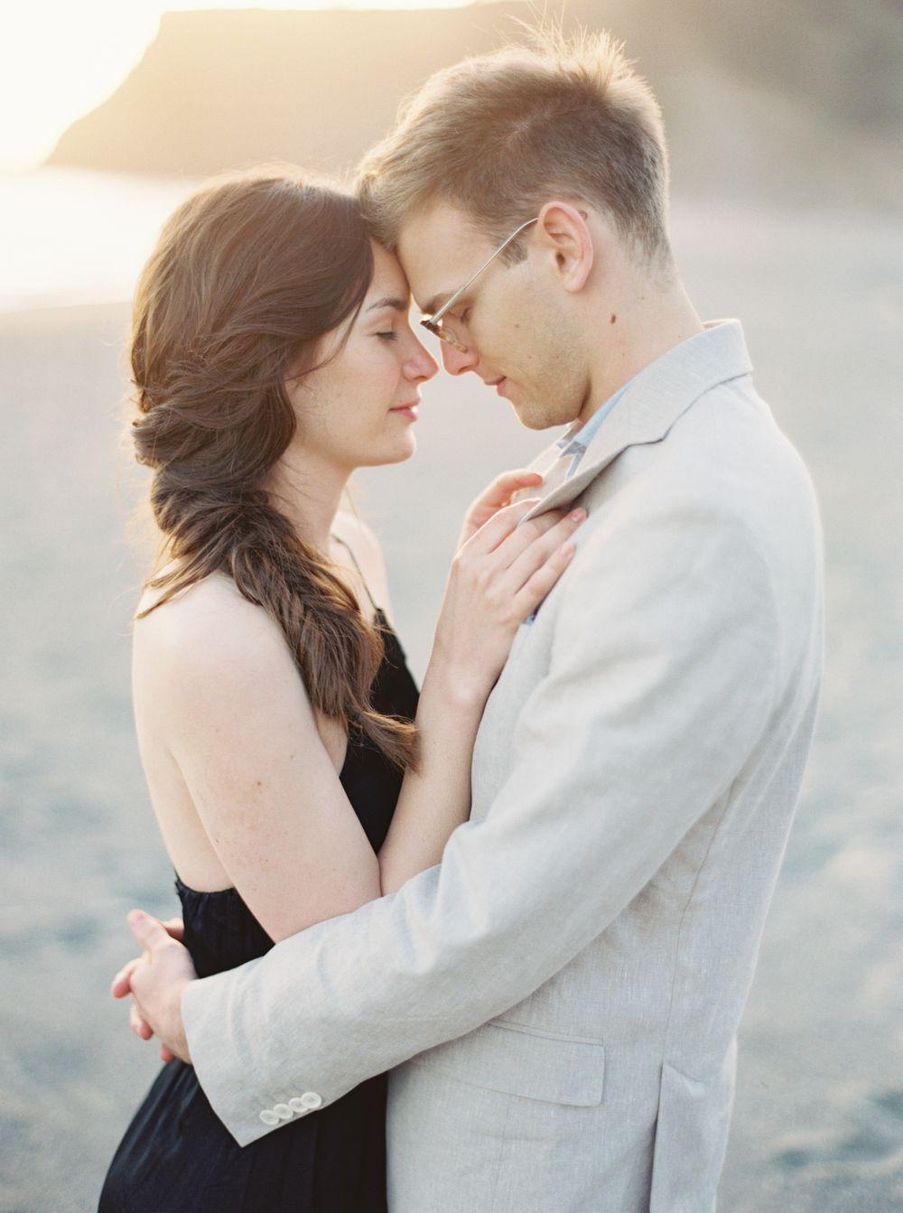 Beach Engagement.