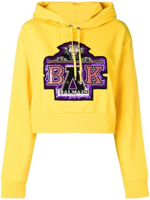 97735bae Shop Balmain 'For Beyoncé' hoodie | onia must have in 2019 | Fashion ...