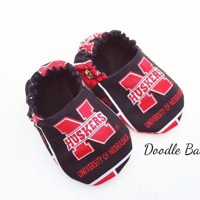 Husker Shoes (Reversible!)