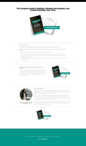 Not known Details About Leadpages Squarespace
