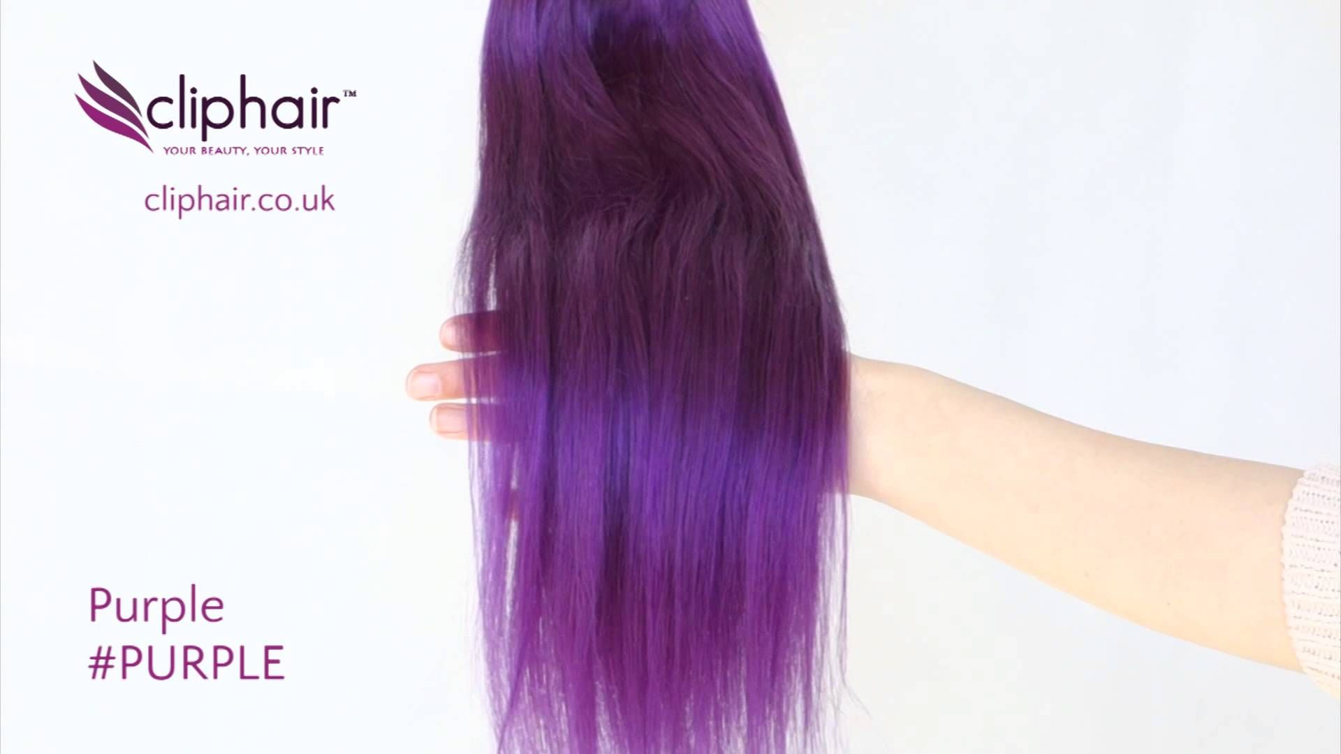 Pin By Cliphair Extensions On Hair Colour Videos Pinterest