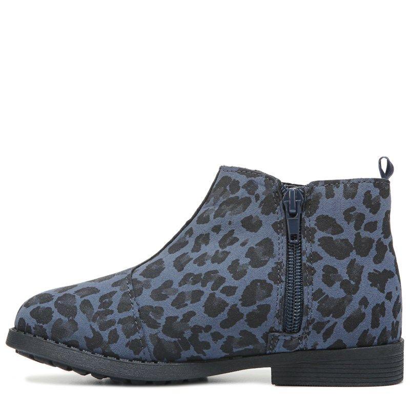 Oshkosh B'gosh Kids' Eden Chelsea Boot Toddler/Preschool Shoes (Navy)