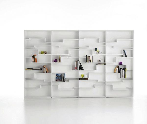 boekenkast mdf italia melody | Interieur | Pinterest | Interiors