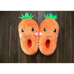 Pantofole carota http://www.scegli-e-compra.com/229-pantofole-e-ciabatte-divertenti