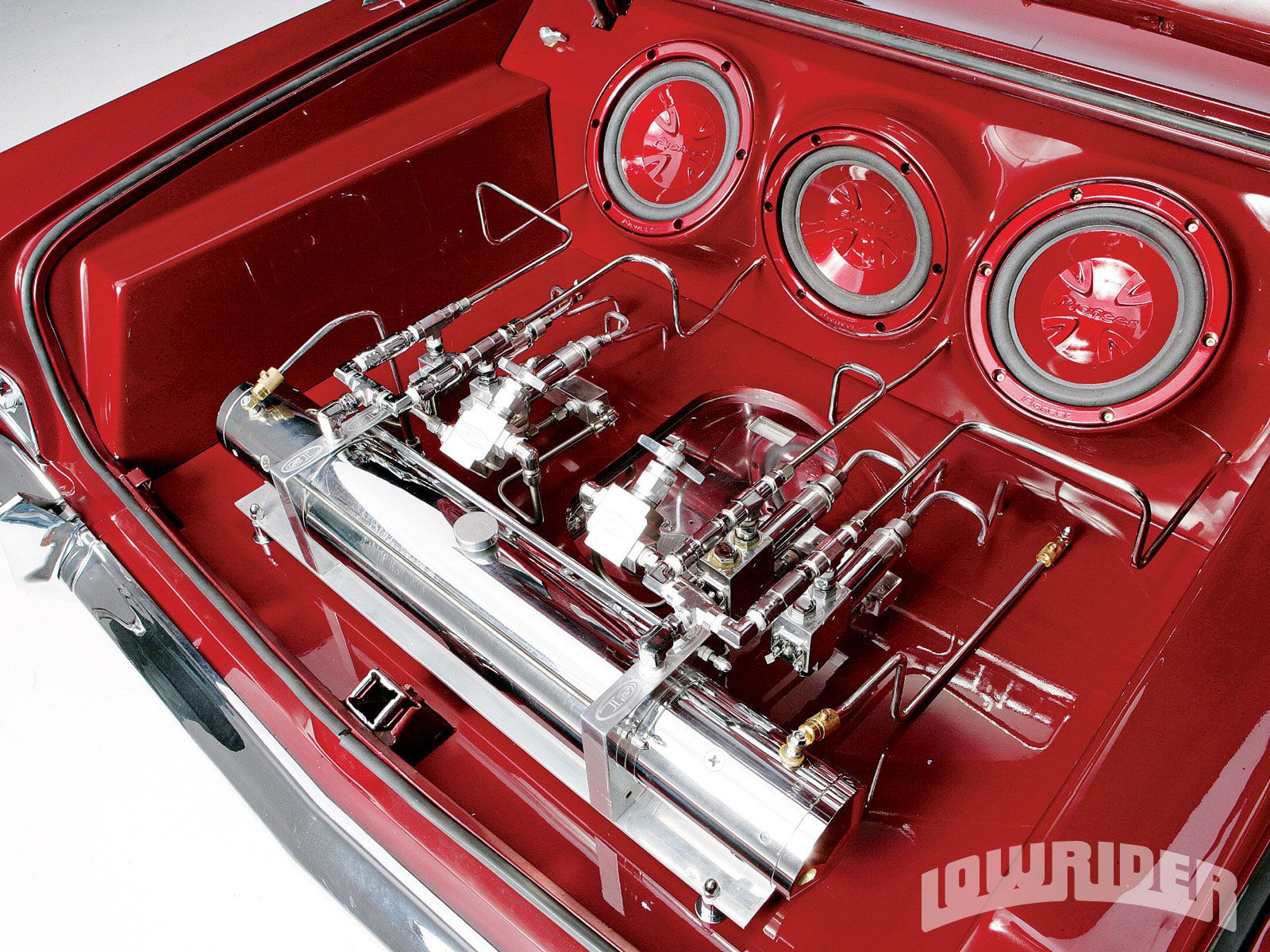 1963 Chevy Impala Convertible Hydraulic Pump