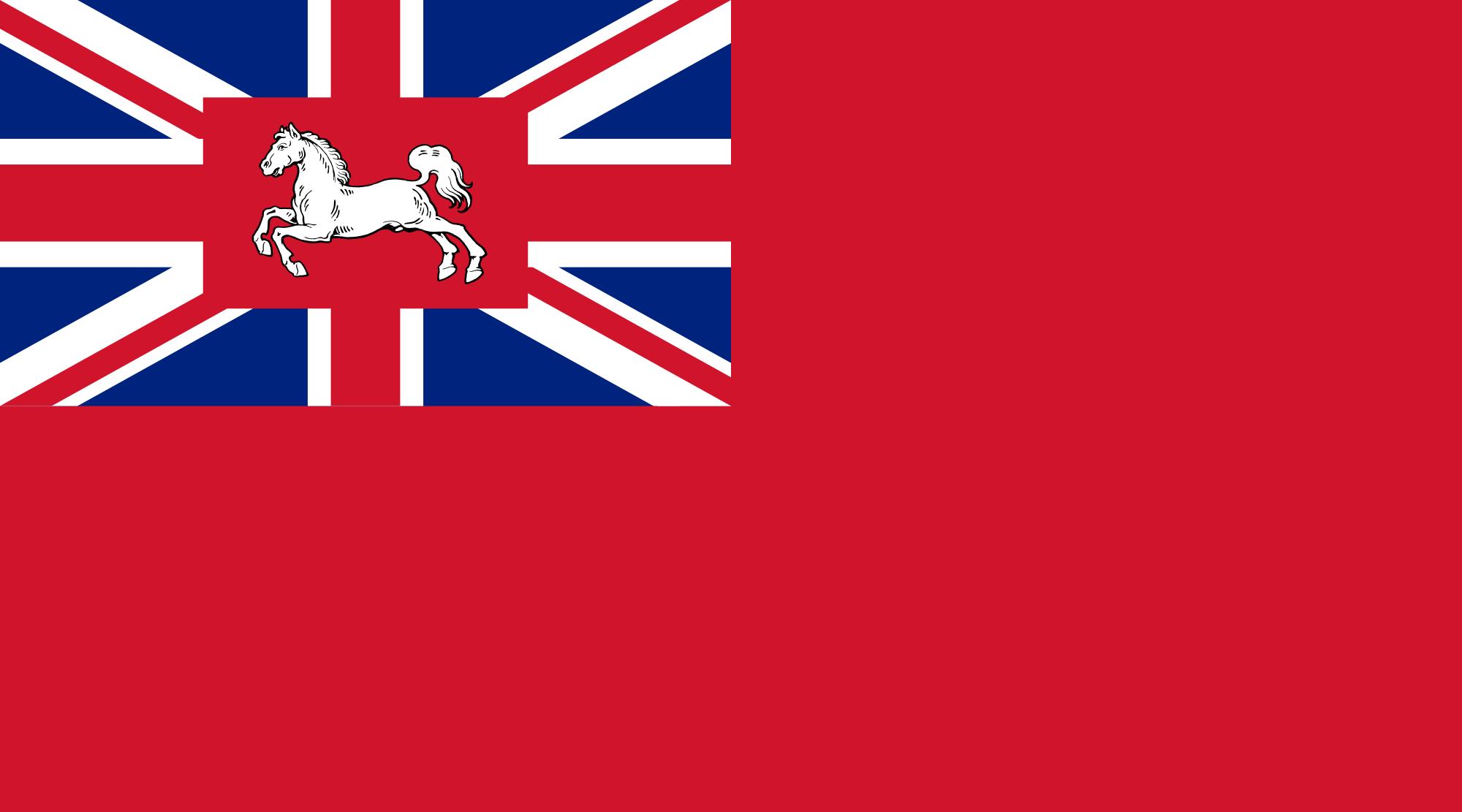civil ensign of hannover 1801 1866 german flags pinterest