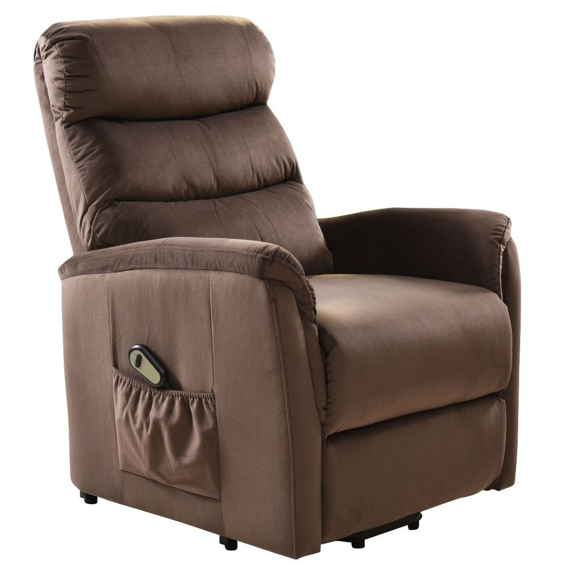 Costway Electric Lift Chair Recliner Reclining Chair ...