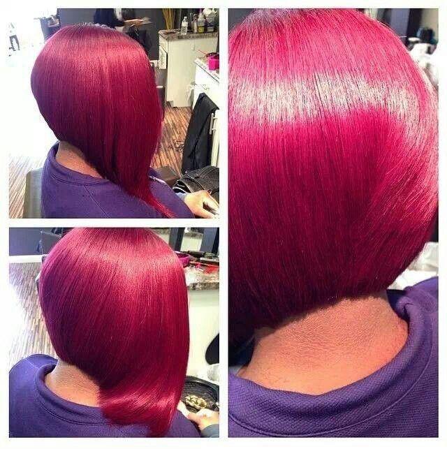Nice cut & color