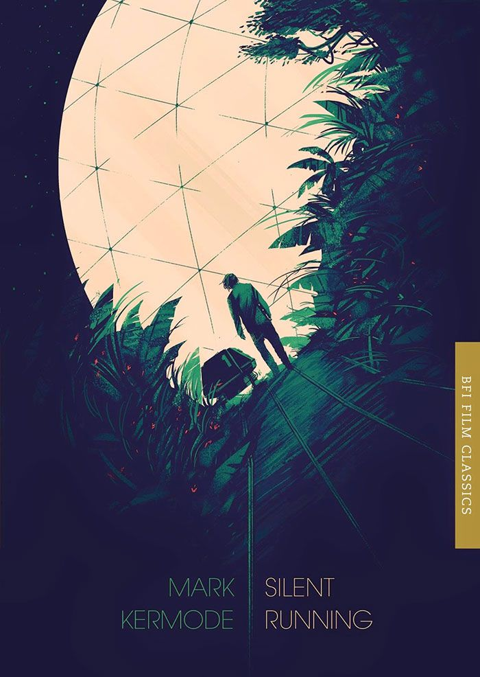 Silent Running By Olly Moss Silent Running Poster Olly Moss